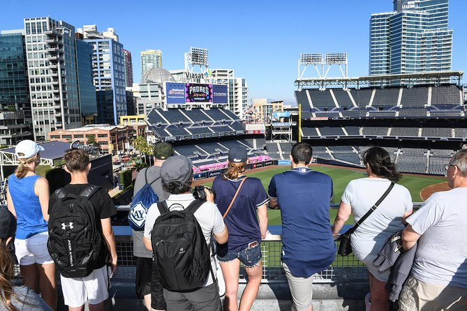 Behind-the-Scenes at Petco Park Tour