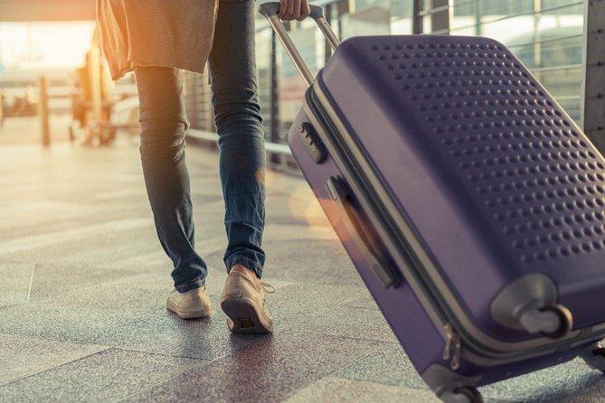 Roissy Charles de Gaulle Airport to Paris transfer