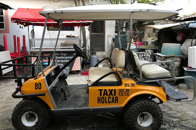 Holbox to Cancun Private Transportation