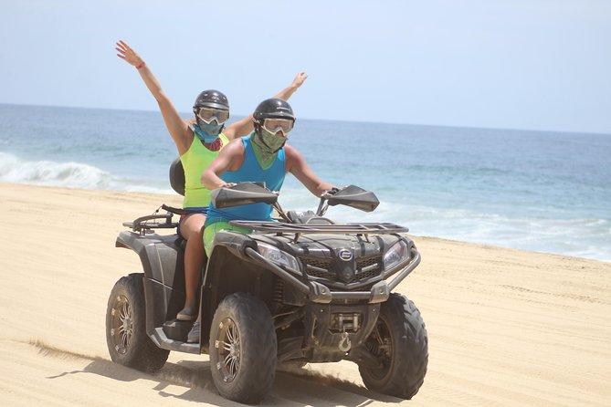 Double ATV Migriño Beach & Desert