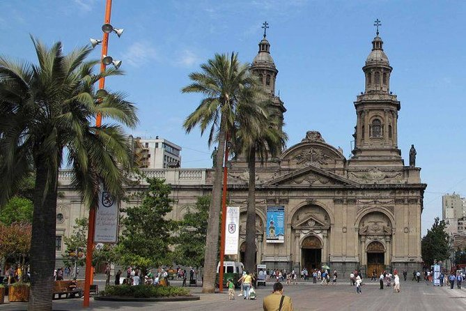 Private Tour: Santiago City Sightseeing