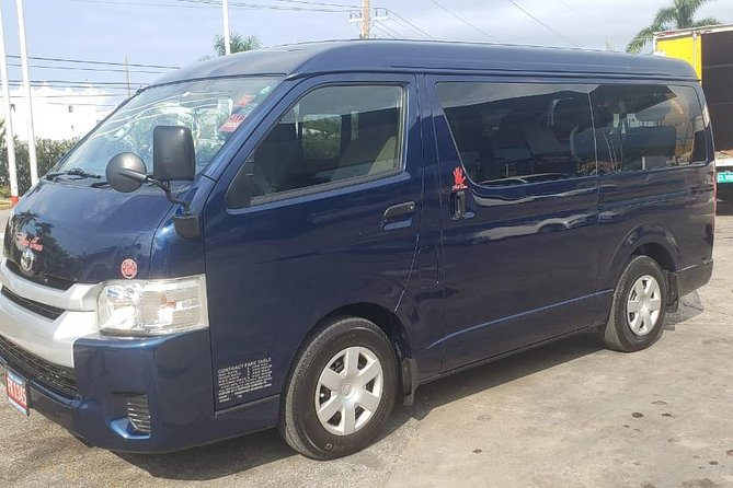 Rose Hall Hotels To Montego Bay Airport Private Transfer