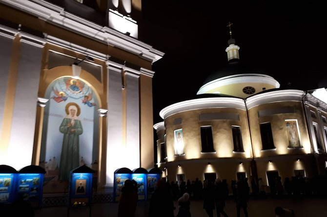 The best of Saint Petersburg Walking tour