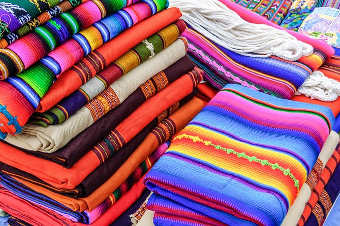Learn the history & culture of Guatemalan textiles with locals