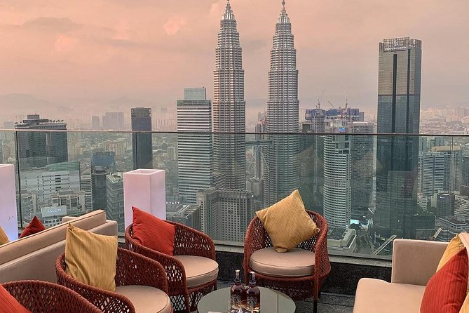 Dining Experience at Atmosphere 360 Restaurant in Menara Kuala Lumpur photo 7
