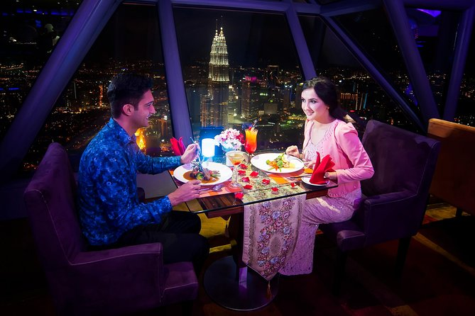 Dining Experience at Atmosphere 360 Restaurant in Menara Kuala Lumpur photo 1
