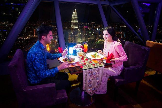 Dining Experience at Atmosphere 360 Restaurant in Menara Kuala Lumpur