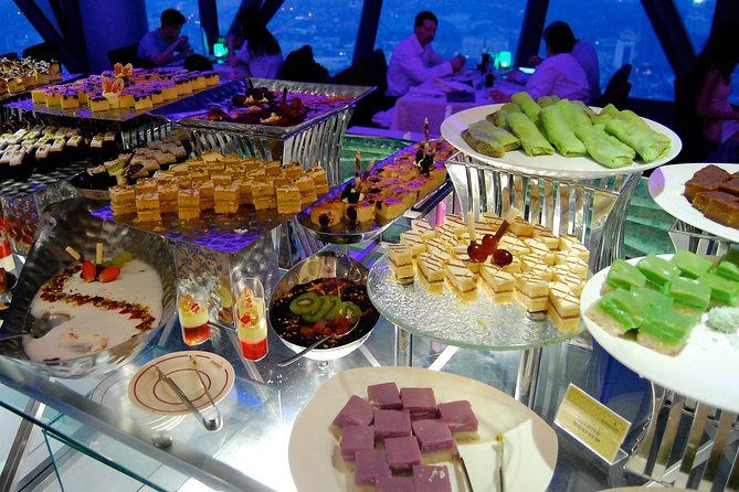 Dining Experience at Atmosphere 360 Restaurant in Menara Kuala Lumpur photo 8