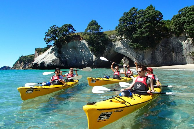 Cathedral Cove Classic Tour