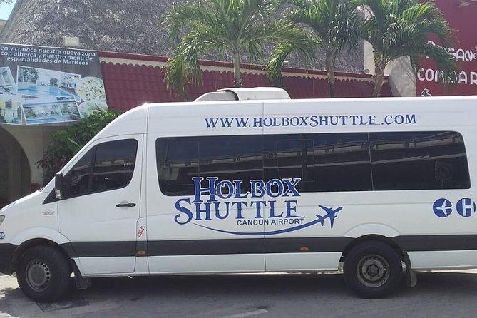 Chiquila Playa del Carmen Private Shuttle
