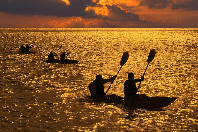 Gulf of Mexico Sunset Kayak Tour of Key West