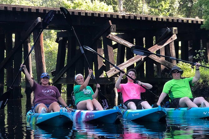 Guided Kayak Eco Tour: Real Florida Adventure