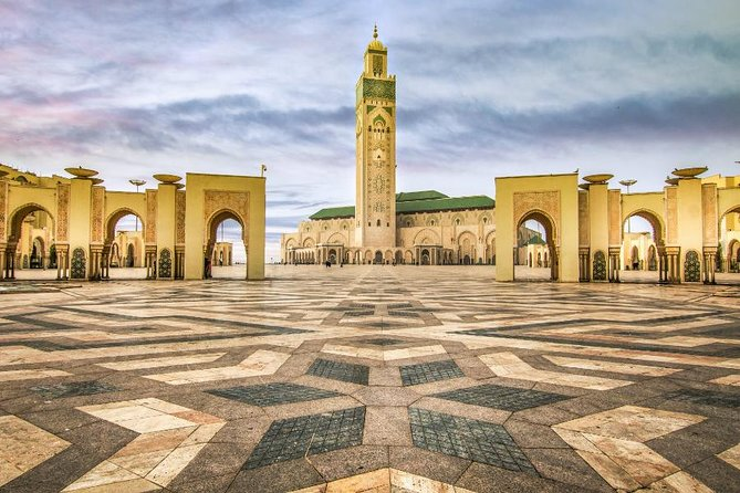 Private Transfer from Tangier to Casablanca / or vice versa