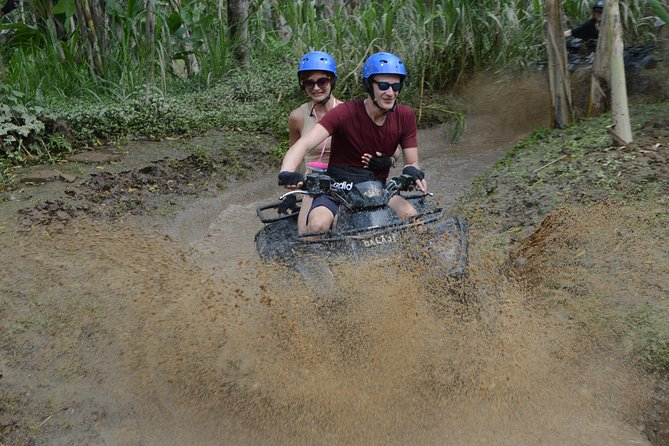 Balaji Fun ATV Ride Tandem