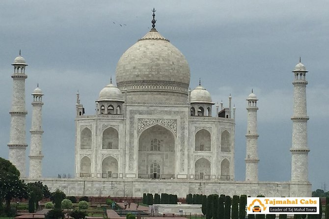 Gurgaon to Agra Taj Mahal Sunrise Tour