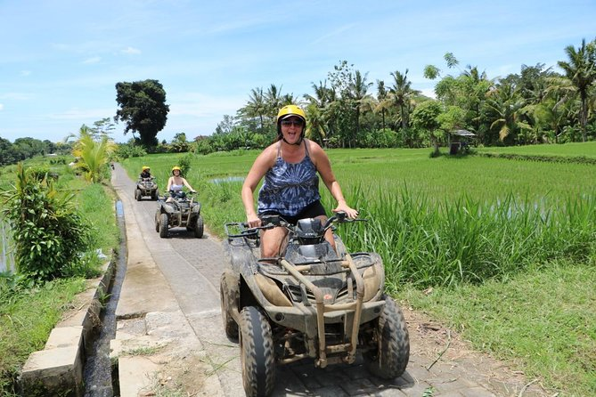 ATV Ride Experience and Tanah Lot Temple Tour