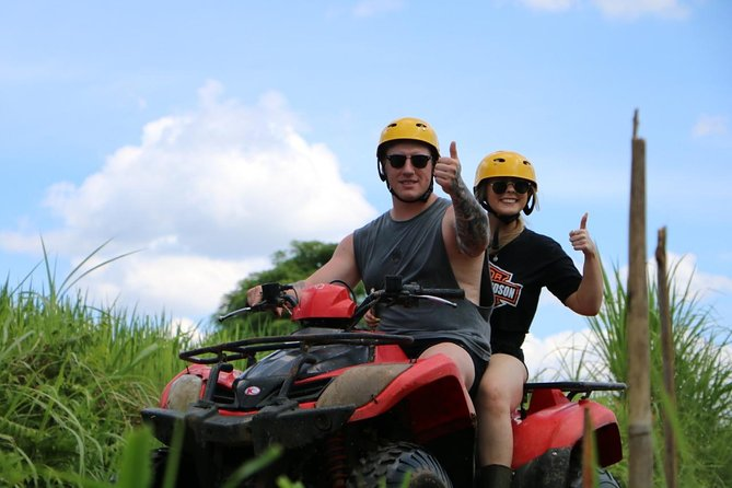 Bali ATV Tour Included Lunch and Return Hotel