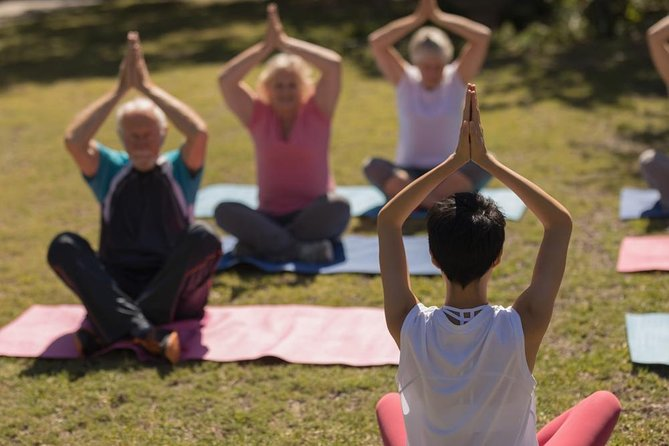 Yoga Session In Mumbai - A Guided experience