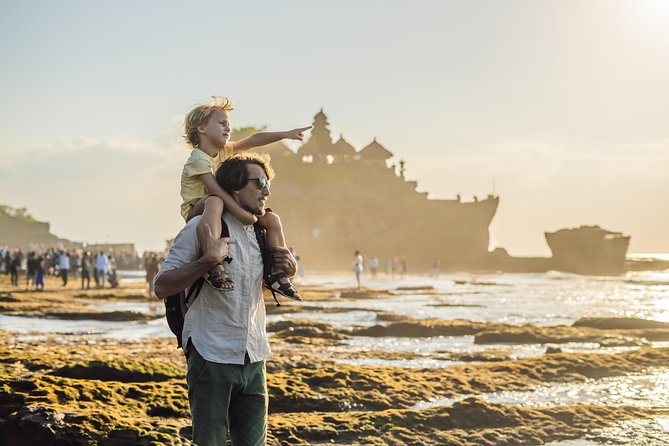 Tanah Lot - Jatiluwih (UNESCO) - Bedugul and Ulun Danu Temple Tour