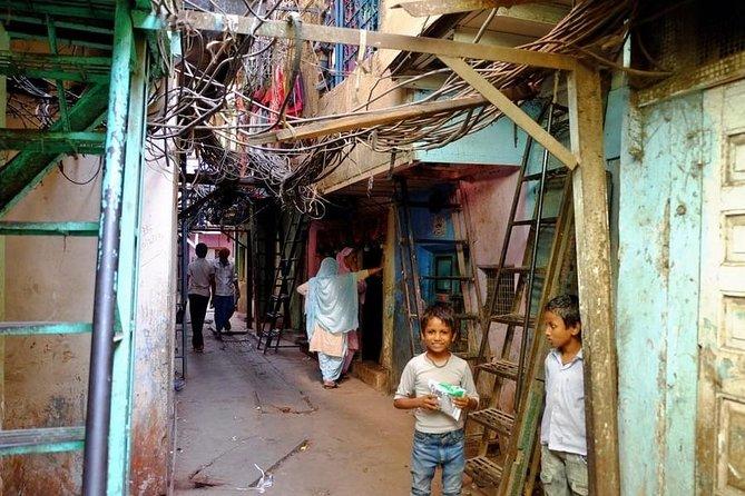 Dharavi Slum Tour - A Guided Experience