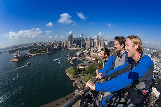 Sydney Harbour Bridge Climb: Day Tour