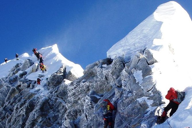 Mount. Everest Expedition South (8848M/29,029ft)
