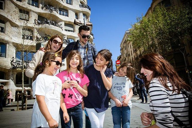Enchanting Barcelona in a Day for Kids Tour photo 6