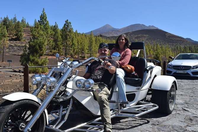 8-Hour Trike Tour Teide National Park