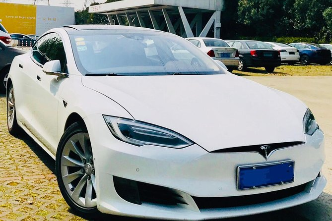 Shanghai City Tour | 8 Hours | English Speaking Driver | Tesla Luxury Sedan