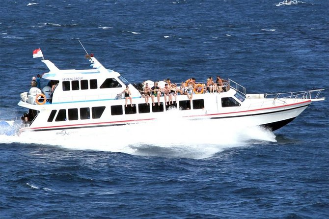 Fast Boat Ticket to Nusa Penida