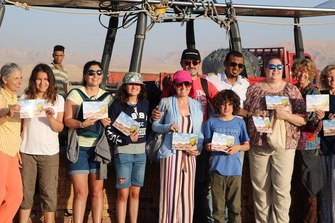 Luxor: Hot Air Balloon