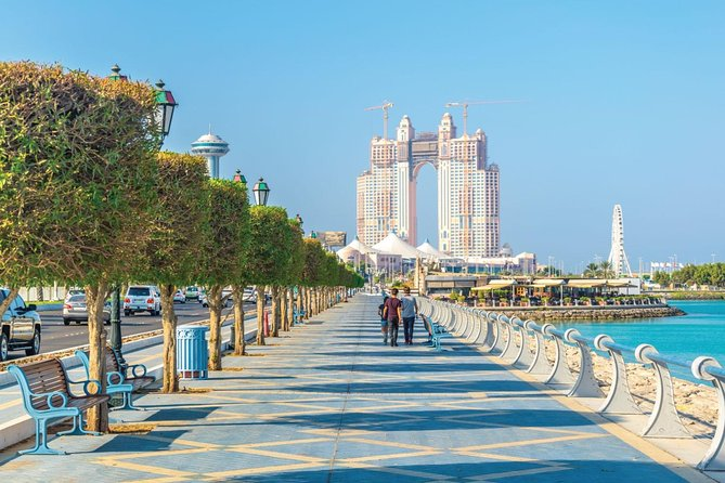 Abu Dhabi City tour with Entry ticket to Ferrari World from Abu dhabi
