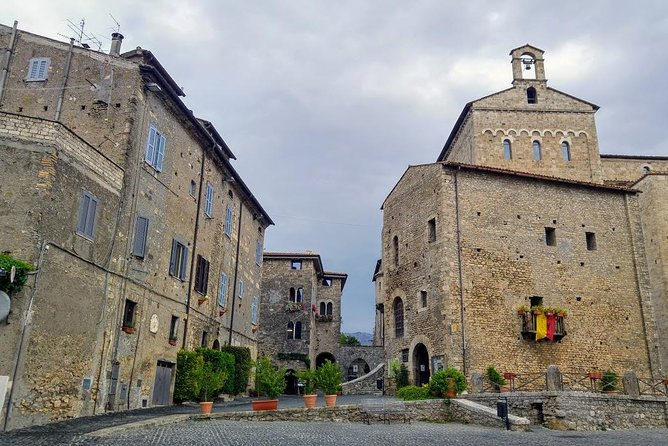 Private Transfer: Rome City to Anagni and vice versa