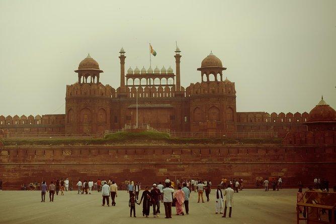 One Day Trip Old Delhi New Delhi
