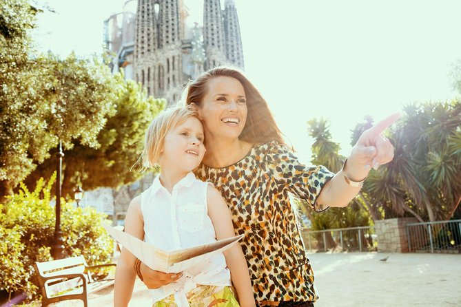 Enchanting Barcelona in a Day for Kids Tour