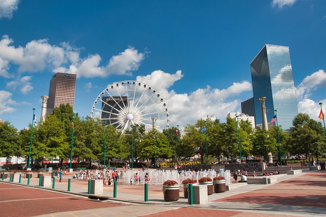 Atlanta Sightseeing Tour