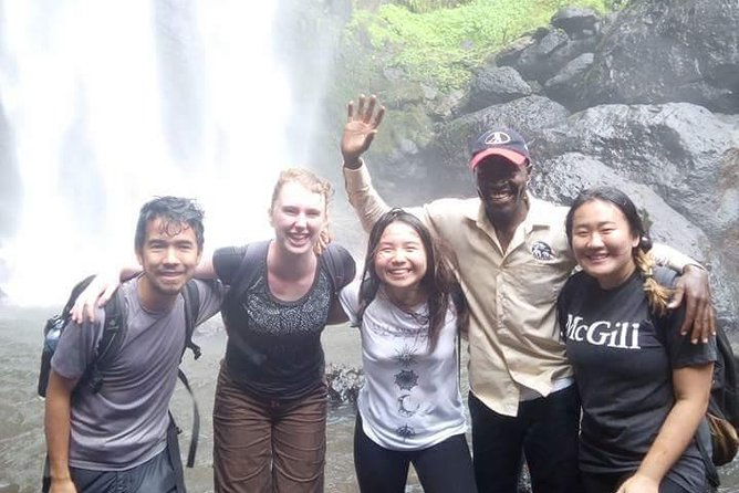 Two days sipi falls and Pian upe Nataional Game reserve in Uganda