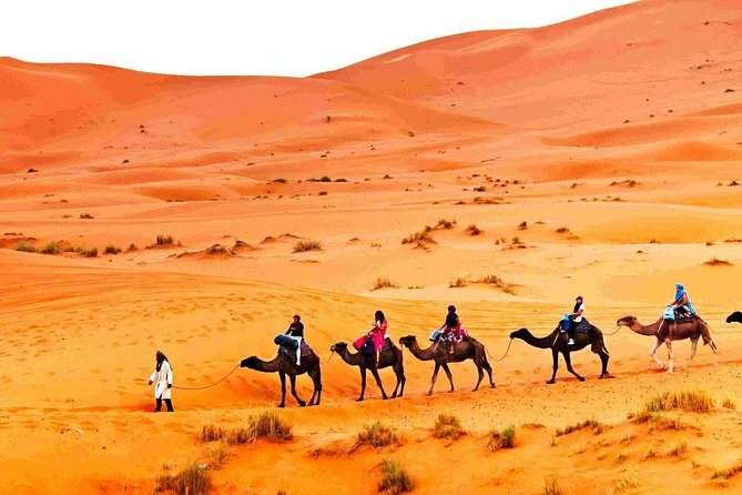 3 Days 2 nights Desert Tour from and back to Marrakech