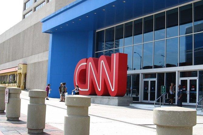 Excursión combinada Coca-Cola y CNN Center con servicio de transporte
