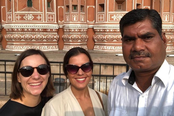 Private Full Day Jaipur City Tour with Various Options
