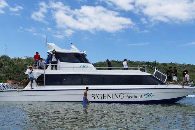 Fast Boat to Nusa Penida Bali