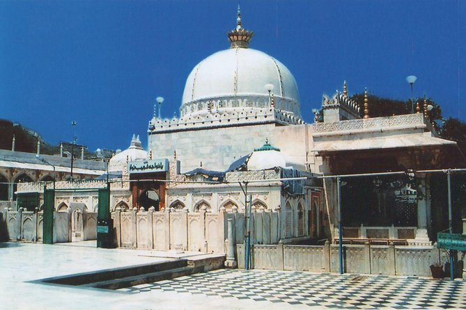 Private Golden Triangle Tour With Ajmer Sharif