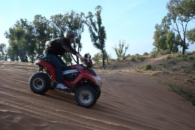 Quad bike ride Agadir