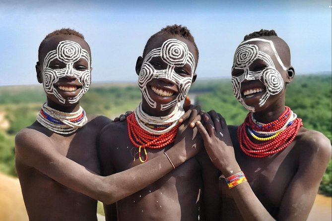 Omo Valley 4days 3nights Cultural Tour