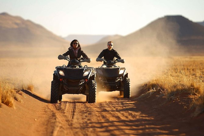 Sunset Desert Safari Trip By ATV Quad photo 3
