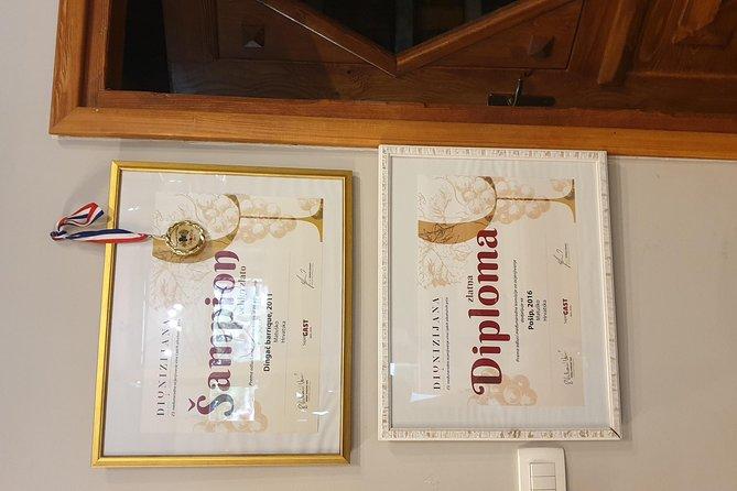 Peljesac Private Wine Tour From Dubrovnik
