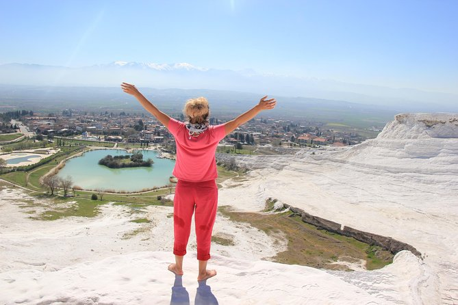 Excursion to Pamukkale Travertens & Salda Lake - Entry and Lunch Inclusive