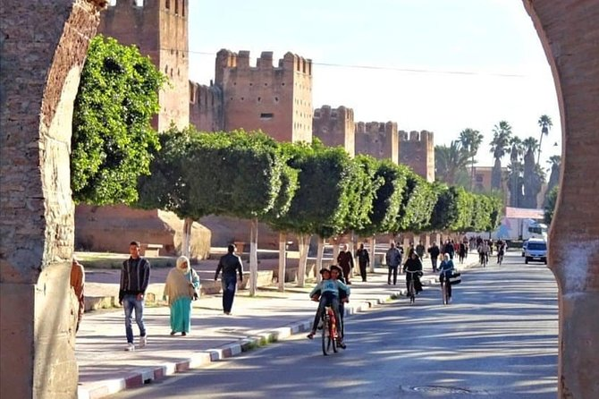 Taroudant and Tiout the mini Marrakech