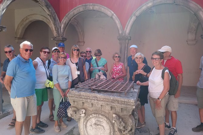 Zadar City Tour - Rome vs.Venice Group Walk