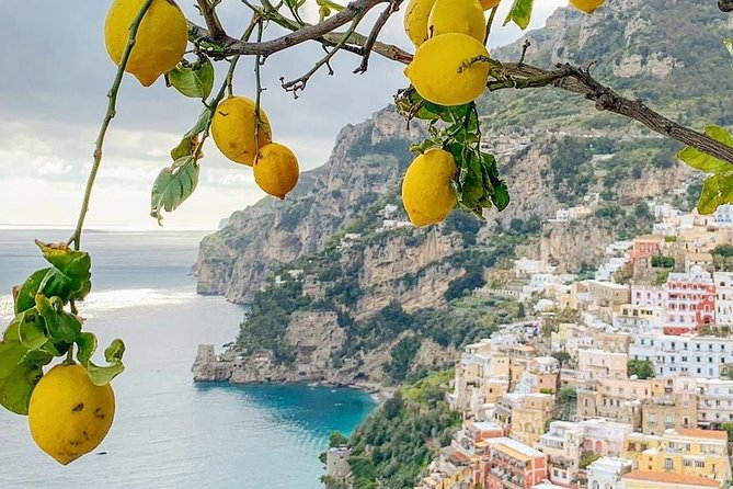 Tailor-made Food Tour Naples, Pompeii, Capri & Amalfi Coast
